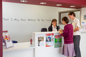 MCC Office - Mildura Christian College